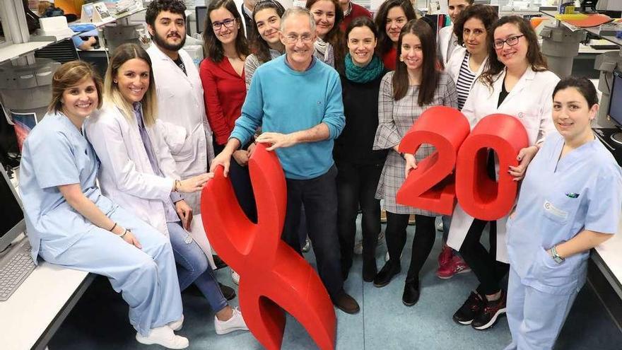 20 años en la vanguardia genómica