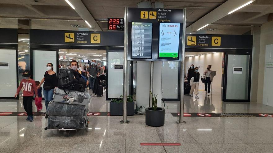 Aeropuerto de Palma: las aerolíneas programan un 15 % más de plazas que antes de la crisis sanitaria