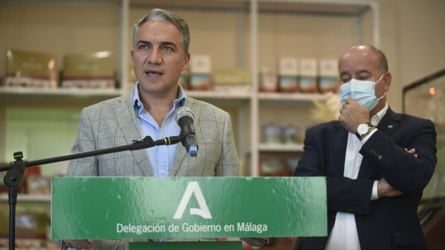 Los presupuestos andaluces blindarán la sanidad y la educación, asegura Bendodo