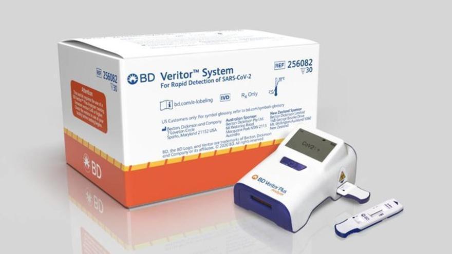 Así son los primeros test de autodiagnóstico para farmacias de la Covid-19: precio y disponibilidad