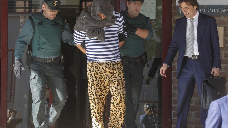 El Supremo confirma los 44 años de prisión para el doble asesino machista de Llíria