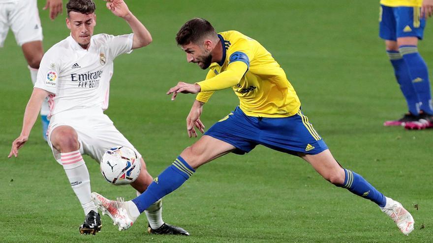 Antonio Blanco, impacto cordobés en el Real Madrid