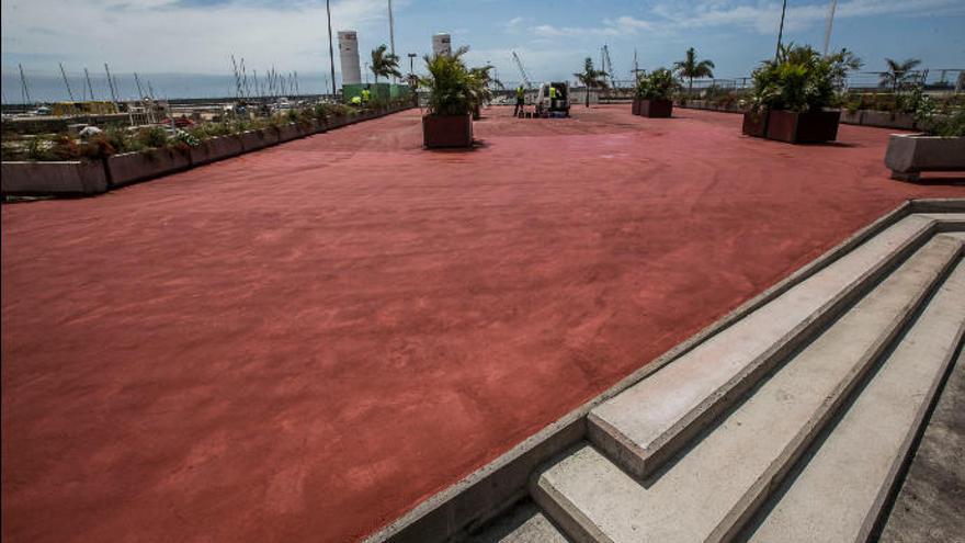 Santa Cruz de Tenerife tendrá que esperar para ver terminado el enlace Puerto-Ciudad