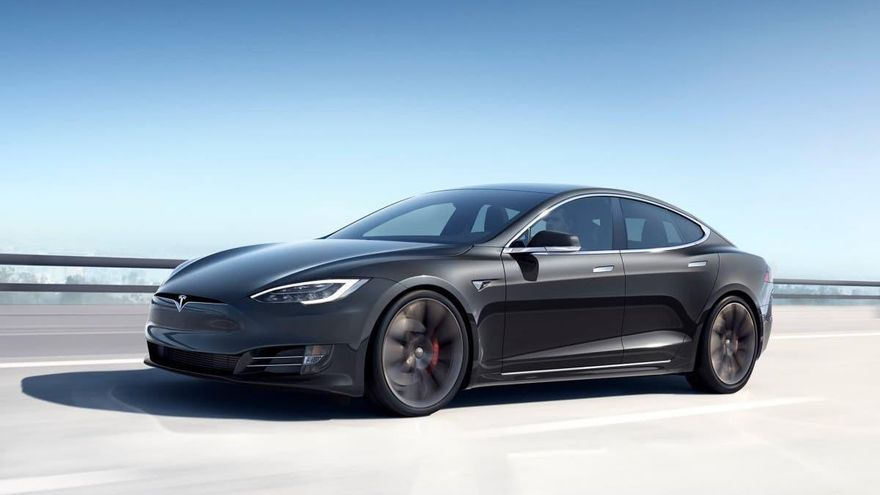 Tesla incrementa la autonomía del Model S Long Range Plus a 647 kilómetros