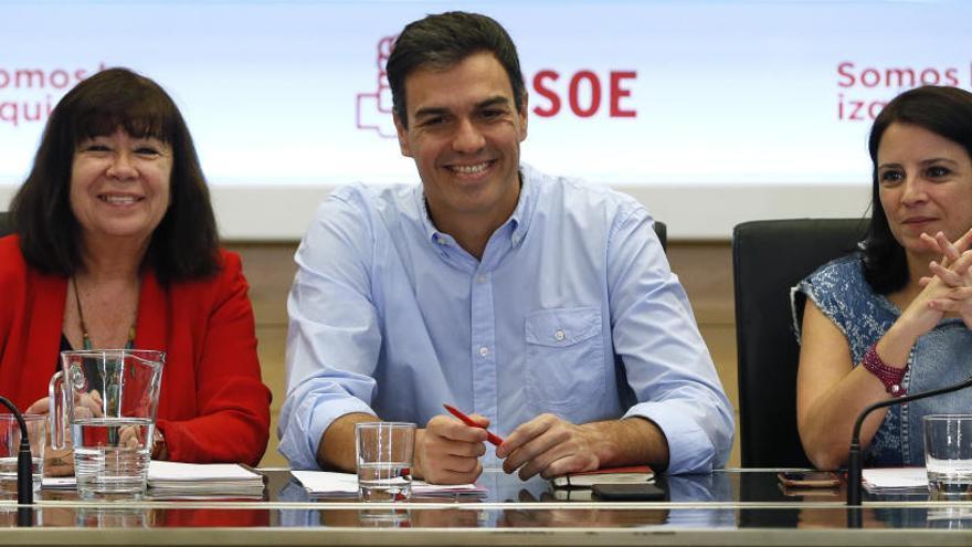 El PSOE votará en contra del techo de gasto para 2018