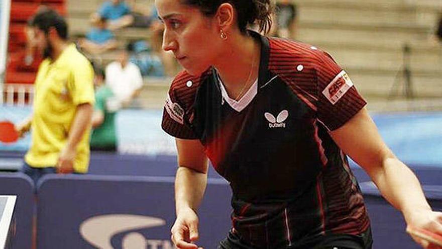 La chilena Paulina Vega debuta con derrota con  el Covicsa Santa Eulària