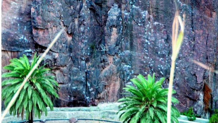 Un hombre muere tras caerse de noche por una ladera del barranco de Fataga