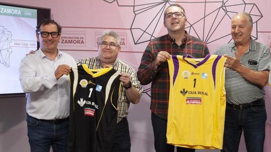 Caja Rural  mantiene su apoyo al equipo EBA del Zamarat-Virgen de la Concha