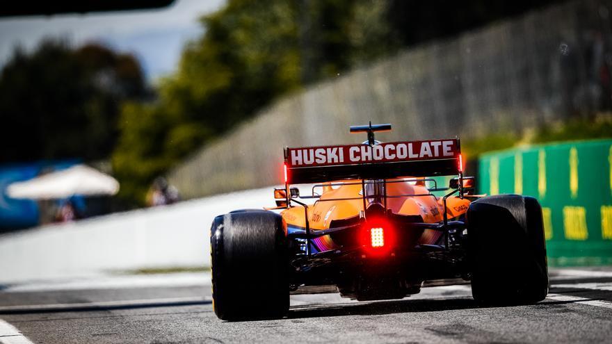 Sigue en directo la carrera del GP de España