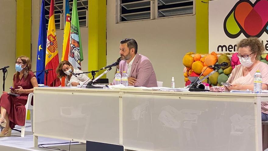 Asamblea de septiembre: la barra, el himno, un guiño a Lo Rat Penat y promesa de Congreso Fallero