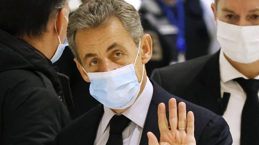 El juicio contra Sarkozy queda visto para sentencia y el veredicto se sabrá en marzo