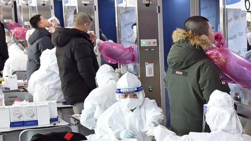 Los casos de coronavirus en todo el mundo superan los 85 millones