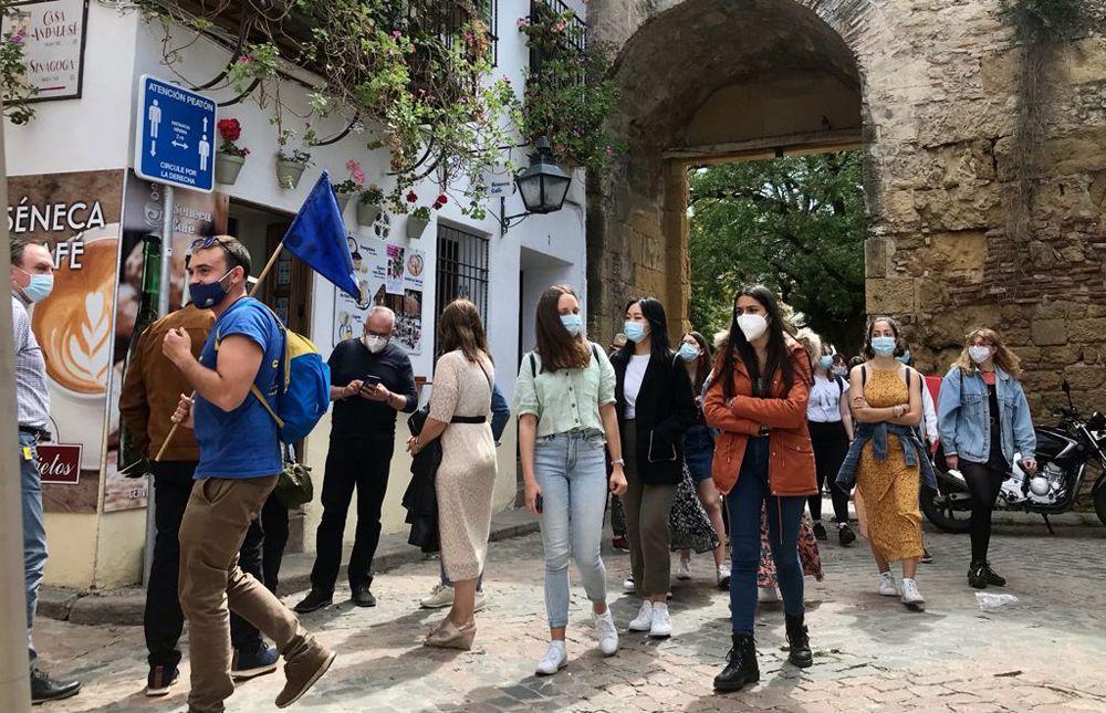 El turismo andaluz conquista Córdoba en el inicio de mayo