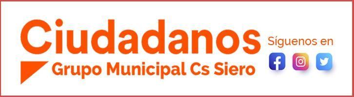 Logo del Grupo Municipal de Ciudadanos en Siero.