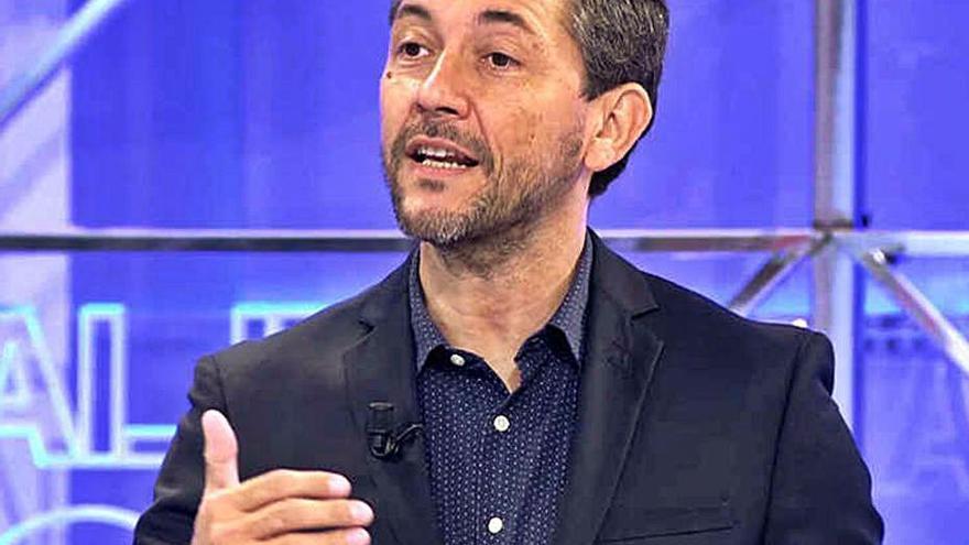 Javier Ruiz fitxa per TVE per presentar un debat en «prime time»
