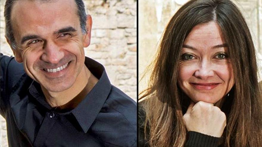 El tiempo vuela en el Museo de Arte Contemporáneo de Ibiza con el virtuosismo de Lina Tur y Marco Testori