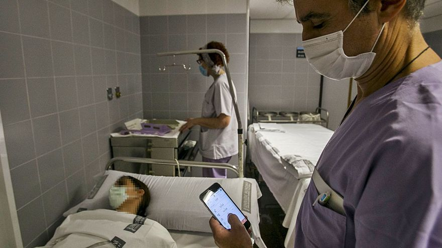 El Hospital General crea una app para mejorar el tiempo de respuesta ante un ictus