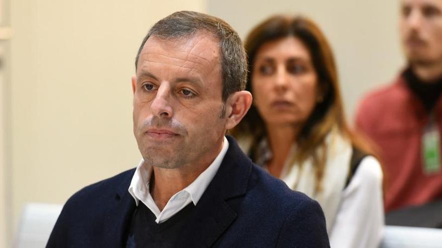 L'Audiència Nacional rebutja el recurs de la fiscalia i confirma l'absolució de Sandro Rosell