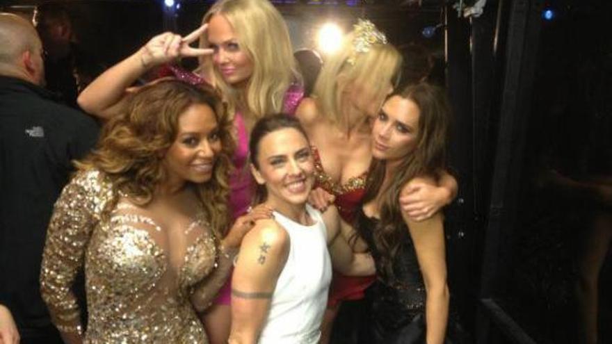 Las Spice Girls colapsan Twitter