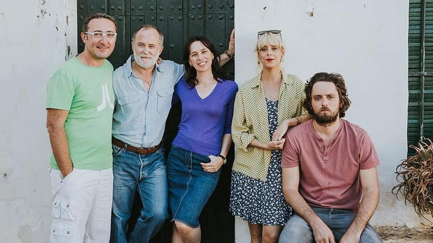 El director rumano Tudor Giurgiu desvela los secretos del filme 'Parking'