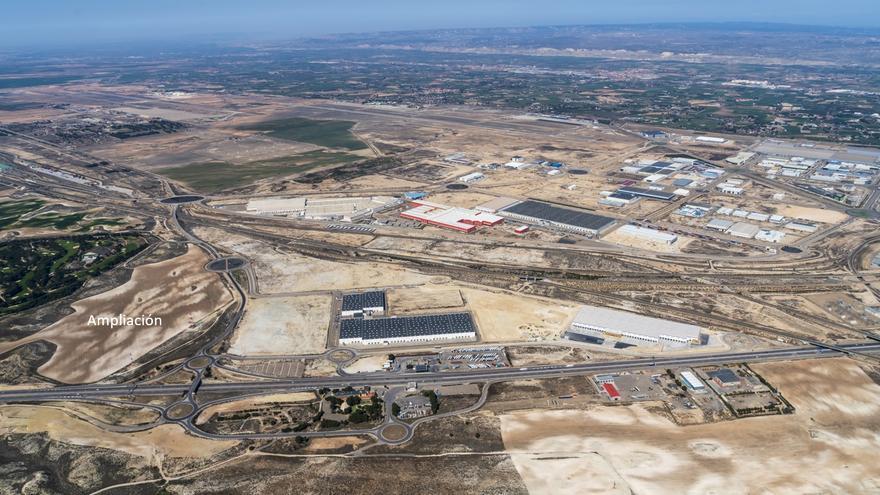 Aragón ha vendido 1,3 millones de metros cuadrados dedicados a logística en seis años