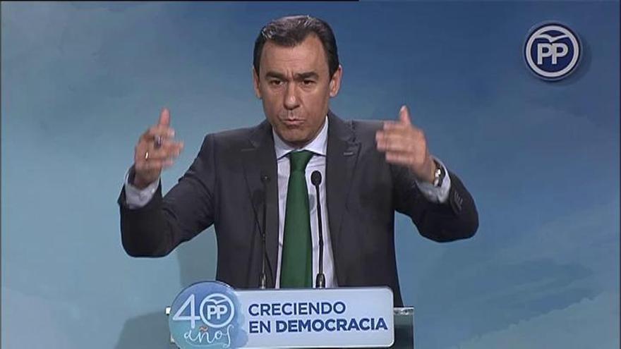 Rivera insiste al PP en que aparte a la senadora Barreiro