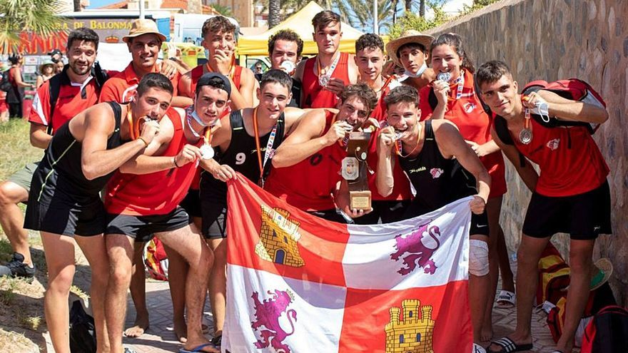 Marco Torres, subcampeón nacional sobre la arena