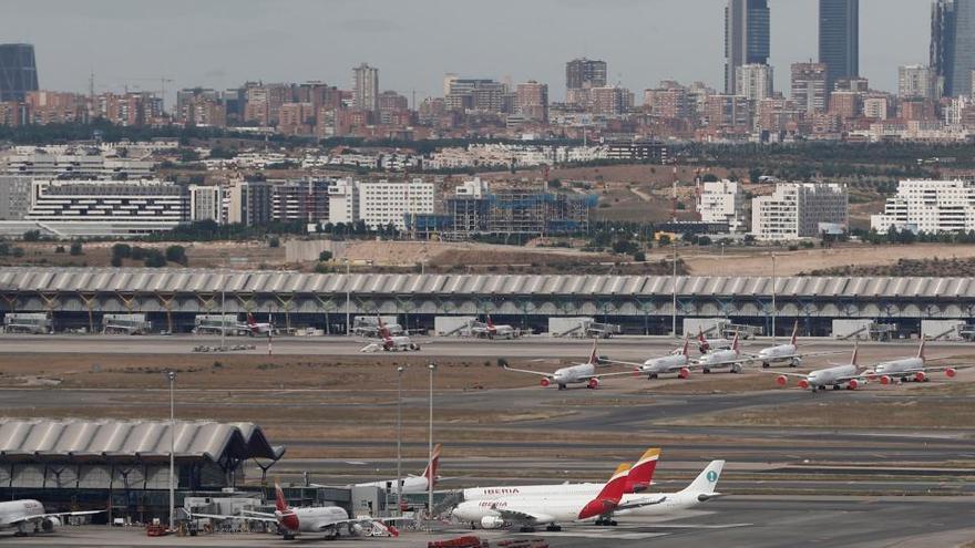 Aerolíneas piden reducción en tarifas y sufragarlo con el dividendo de AENA