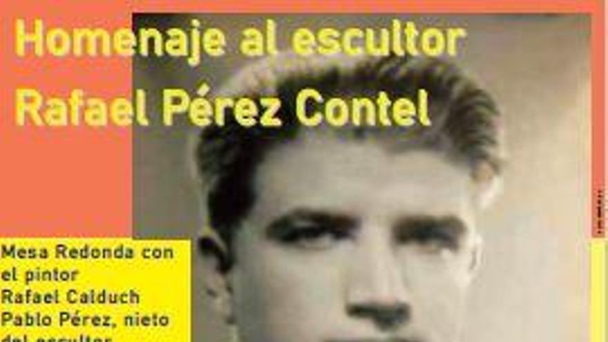 Villar del Arzobispo alberga una conferencia sobre la obra pedagógica de Rafael Pérez Contel