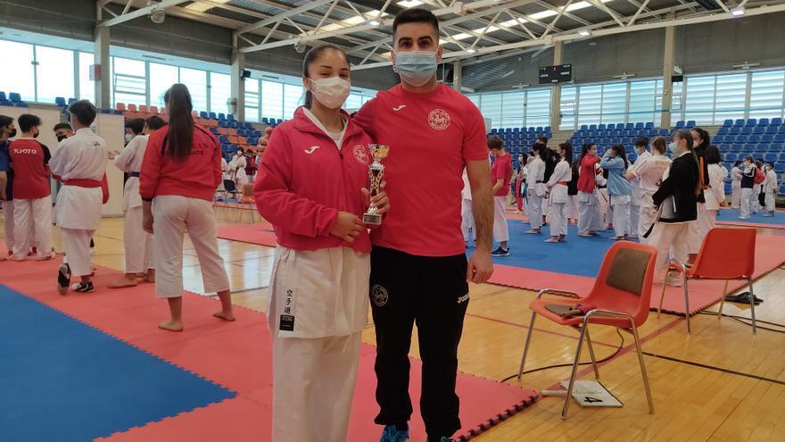 El Shotokan Kárate Benavente logra un bronce en el Campeonato Regional de Edades 2021