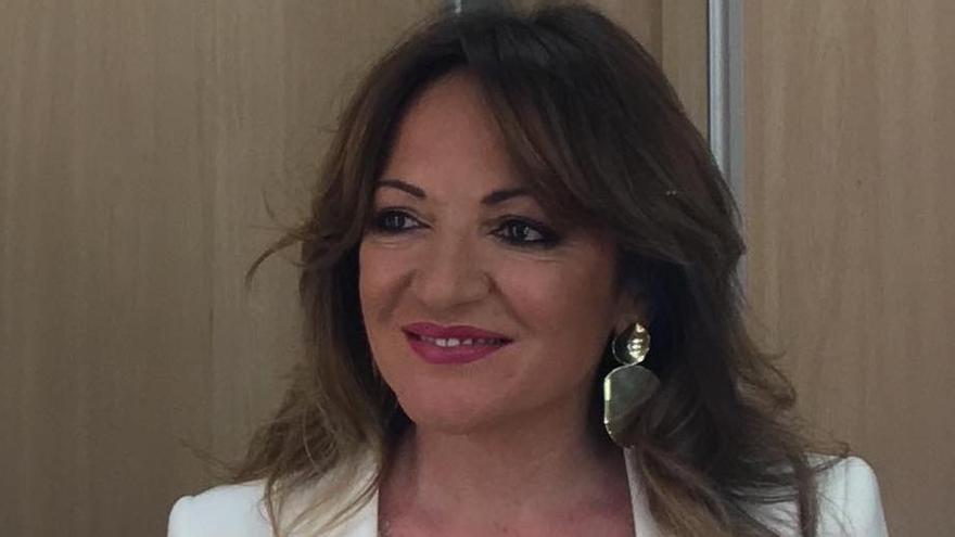 Martínez Lozano, directora de la Fundación para la Formación e Investigación Sanitarias de la Región