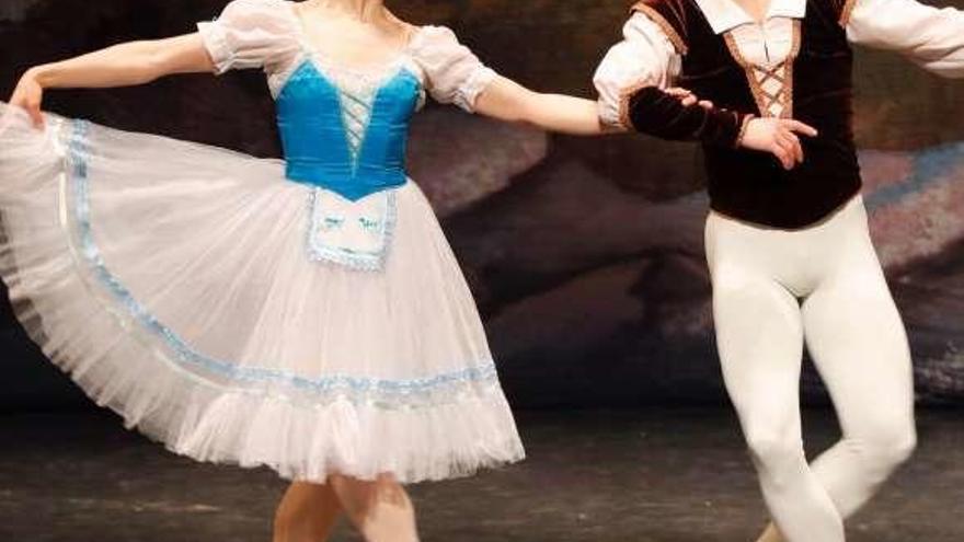 """El Ballet de Moscú recala en Vilagarcía con """"Romeo y Julieta"""""""