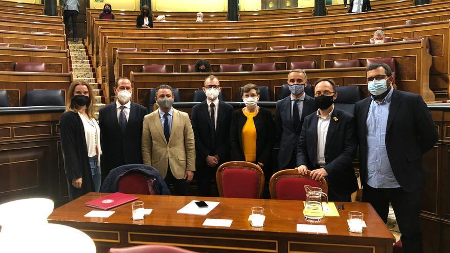 El Congreso vuelve a dar el 'sí' para acabar con los aforamientos de Baleares