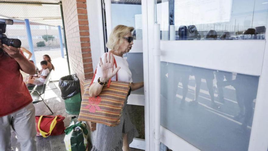 Munar regresa a la cárcel