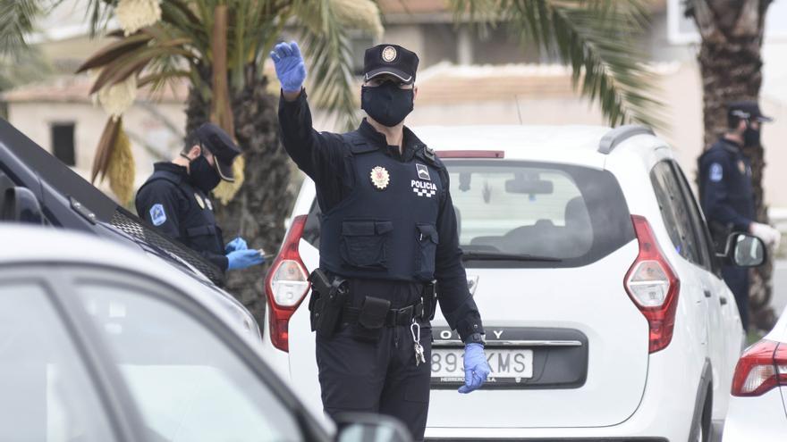 Ponen más de 300 multas en Murcia este fin de semana por ir sin mascarilla