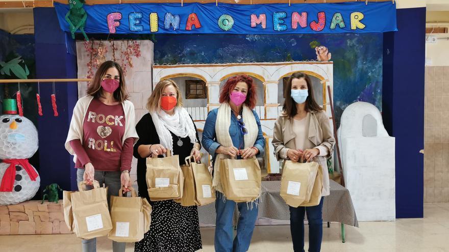 Santa Eulària reparte 3.000 mascarillas entre el alumnado del municipio