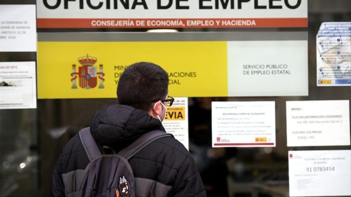 Escaso seguimiento de la huelga entre los trabajadores del SEPE