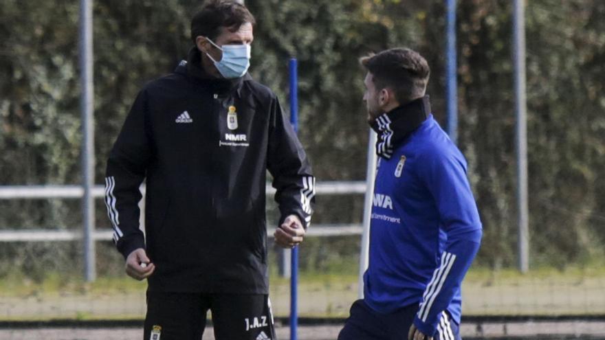 Real Oviedo: Ziganda apuesta por Viti