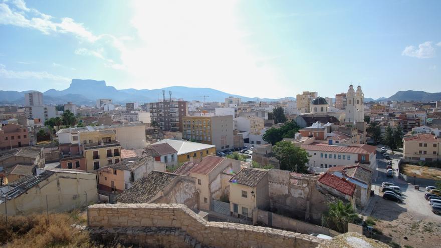 El Ayuntamiento de Elda busca fondos para rehabilitar las calles históricas del palacio condal