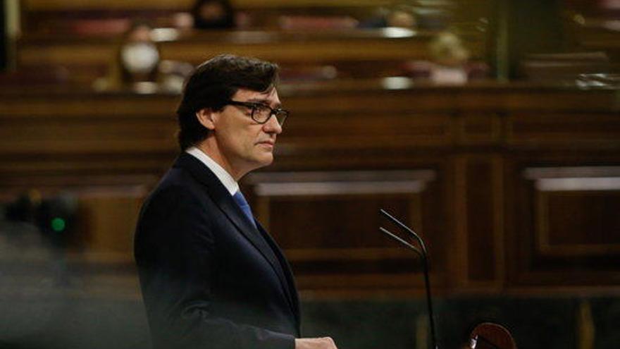 Els vots de PSOE, Podem, ERC, Cs, PDeCat i PNB aproven la pròrroga de l'estat d'alarma