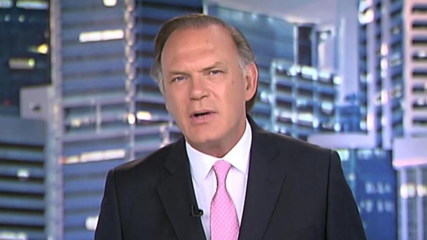 Pedro Piqueras carga contra Vox en pleno informativo