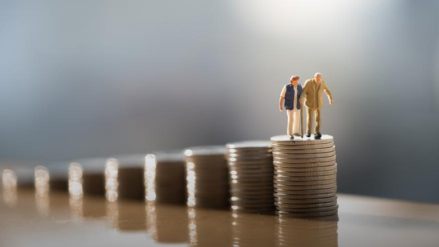 Récord en el agujero de las pensiones asturianas: 2.568 millones en 2019