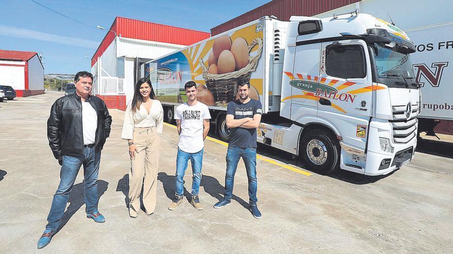 Grupo Bailón, la empresa aragonesa que alimenta de huevos a media Europa