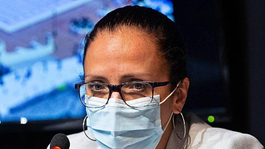 Raquel González, reelegida por unanimidad presidenta local del PP
