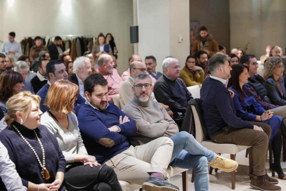 Asamblea extraordinaria de Ciudadanos