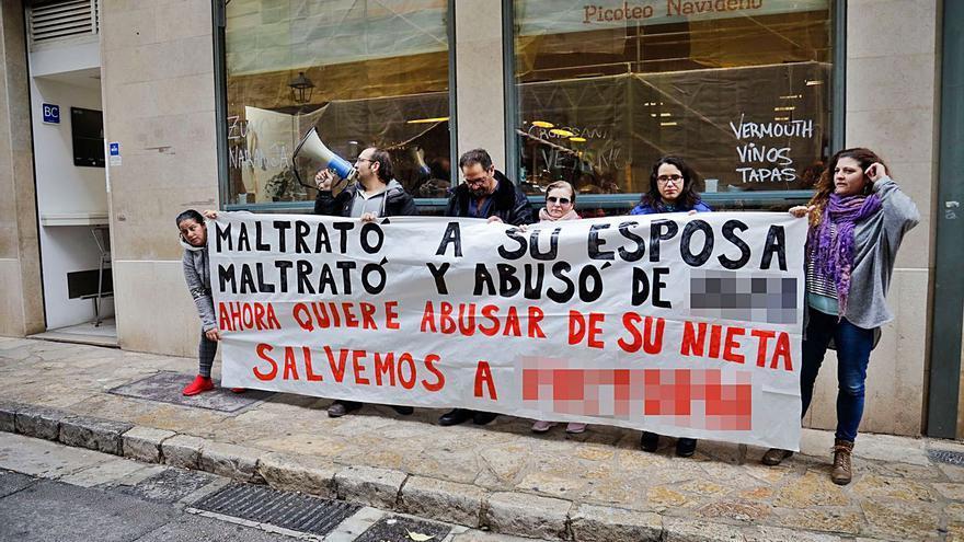 La Audiencia de Palma deniega a un denunciado por abusos a su hija las visitas a su nieta