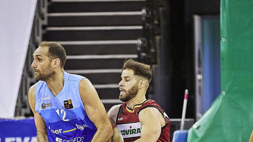 La crónica del Oviedo Baloncesto: se quedaron cortos