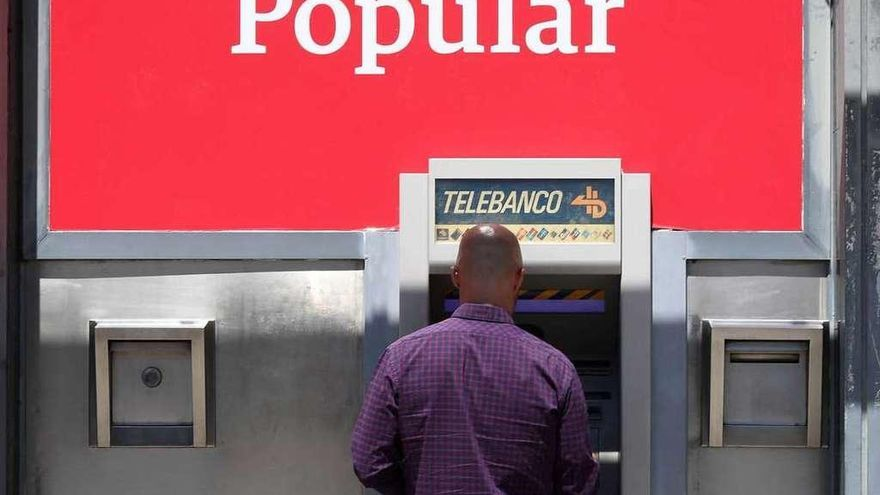 Popular registra 12.000 millones de pérdidas hasta junio por las provisiones para el ladrillo