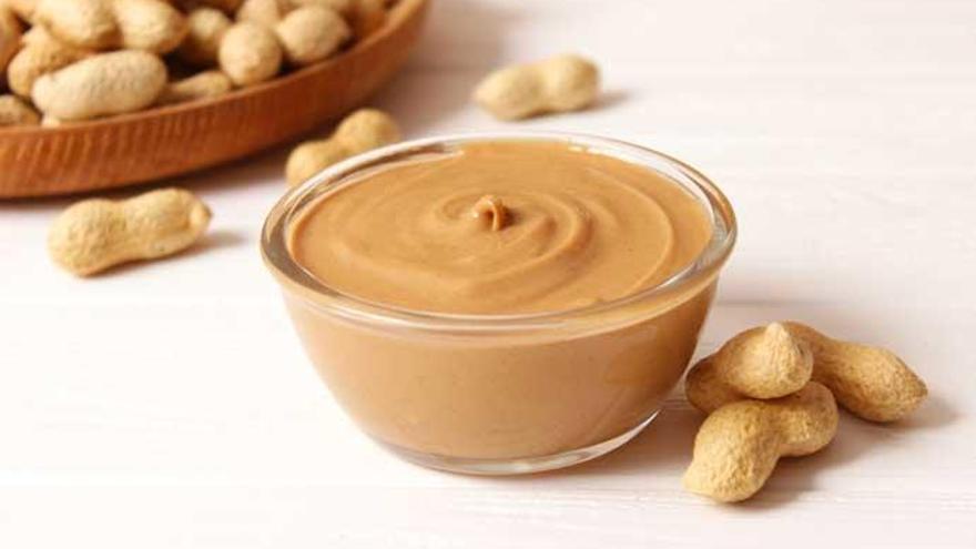 Crema de cacahuete casera, sana y fácil, paso a paso
