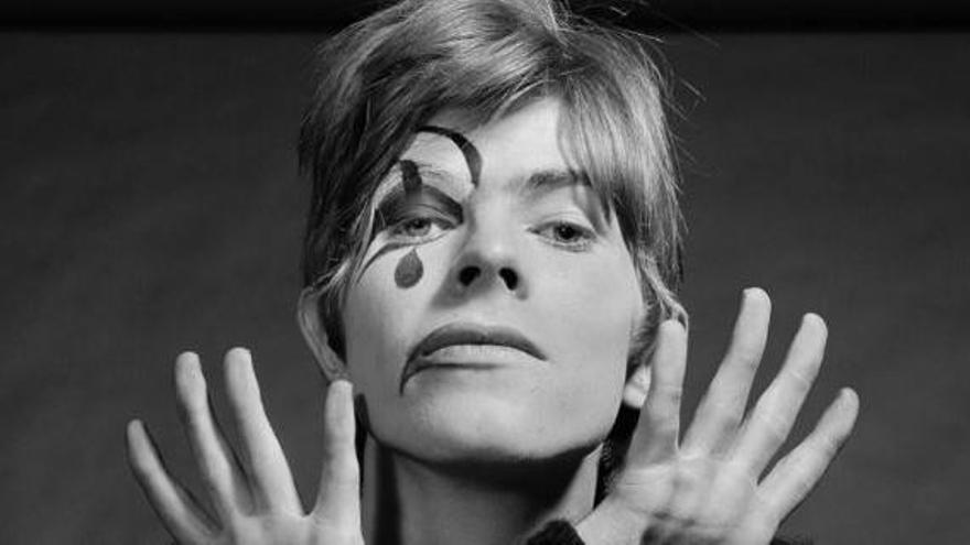 Entrevistando a David Bowie